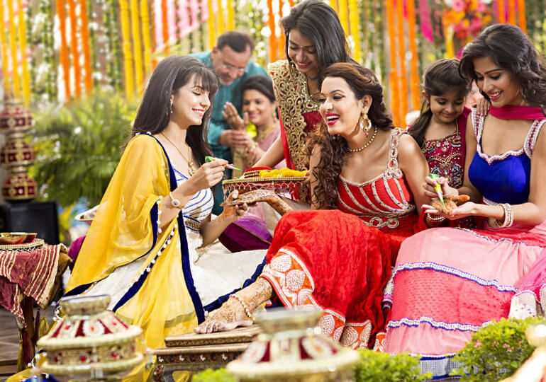 Grand Wedding Ceremony - Surya Palace